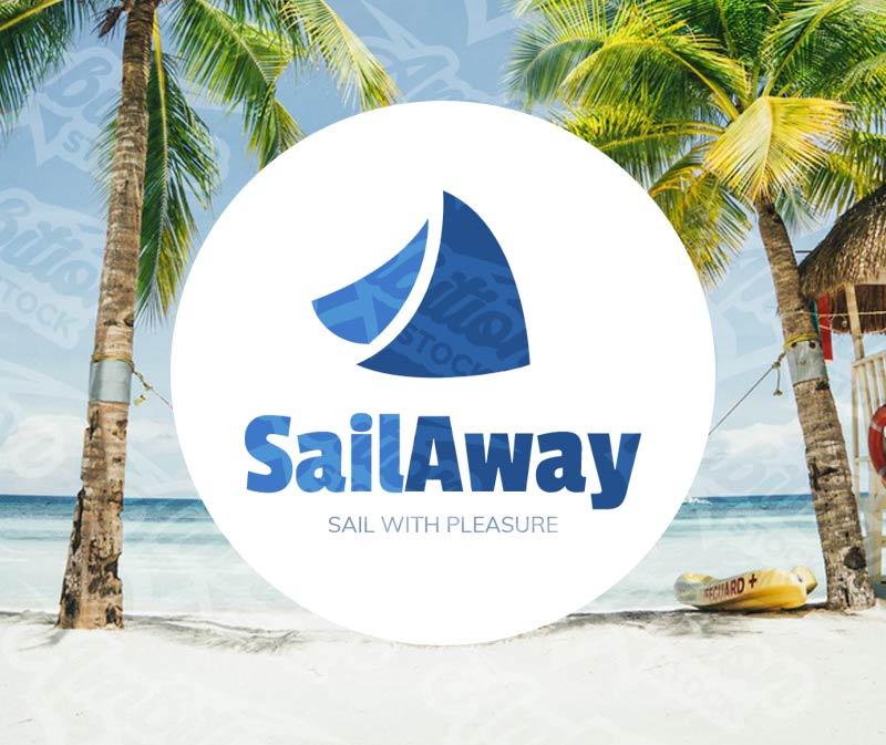 Sail Away Logo