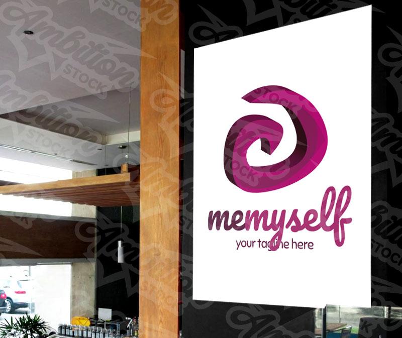 MeMyself Logo