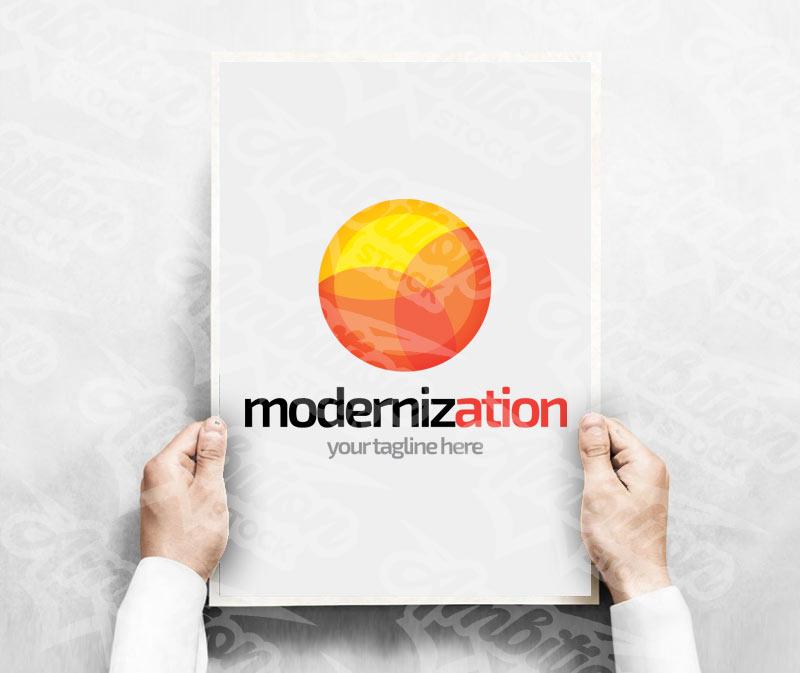 Modernization Logo