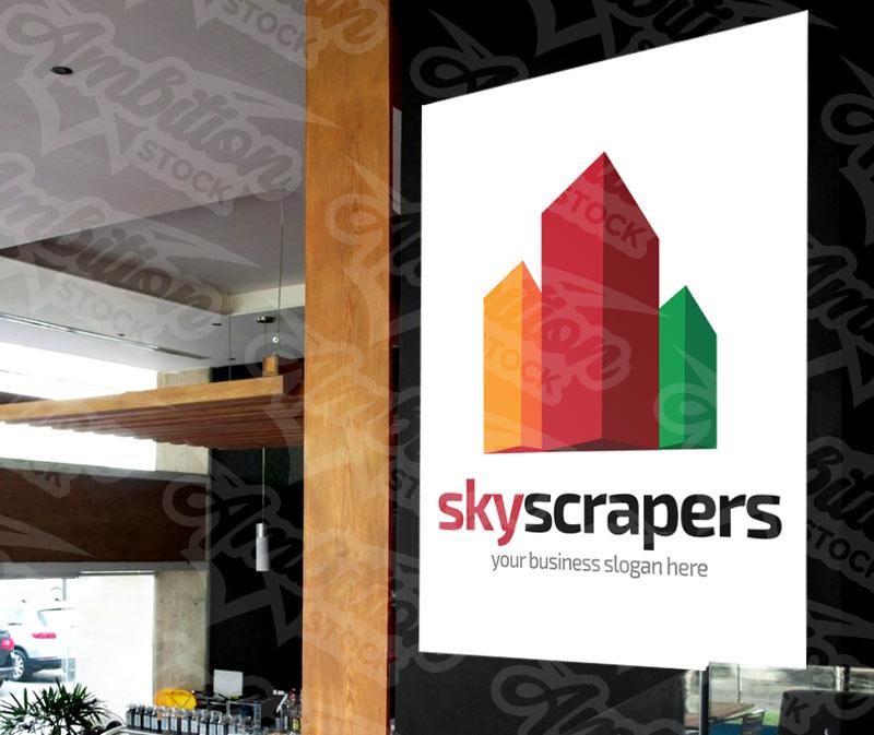 Skyscrapers Logo