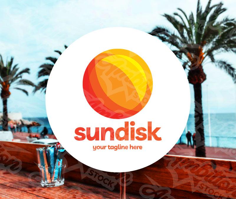 SunDisk Logo
