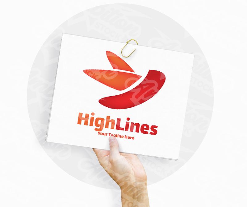 High Lines Logo