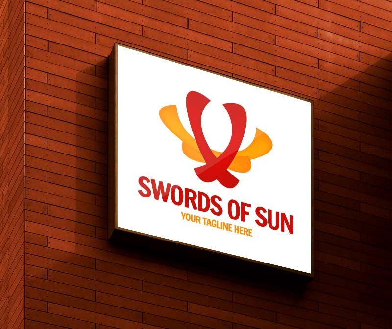 Swords of Sun Logo