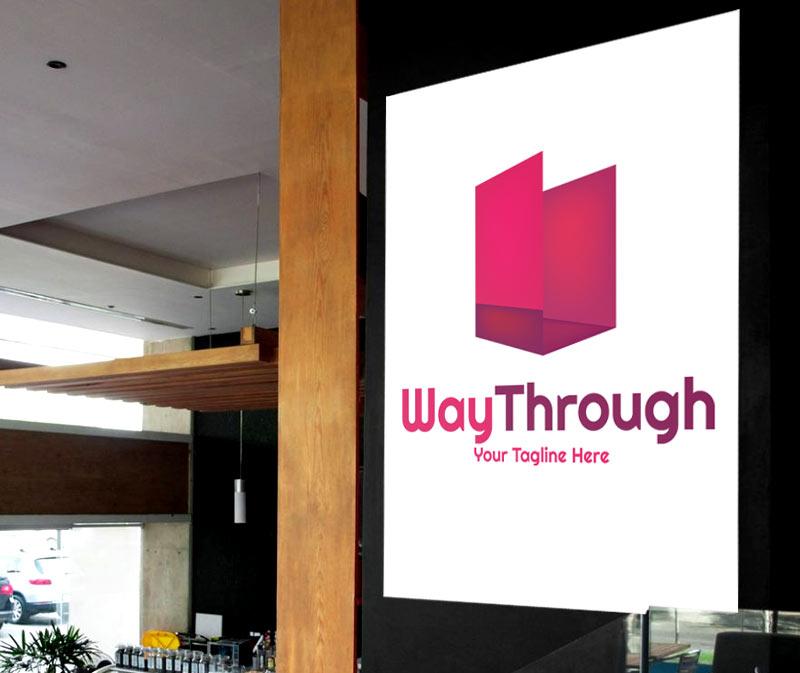 WayThrough Logo
