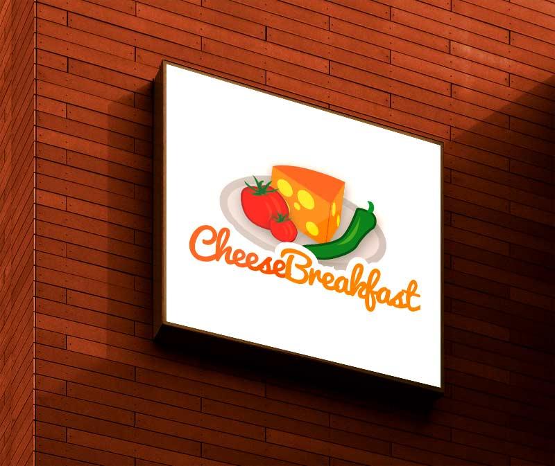 Cheese Breakfast Logo