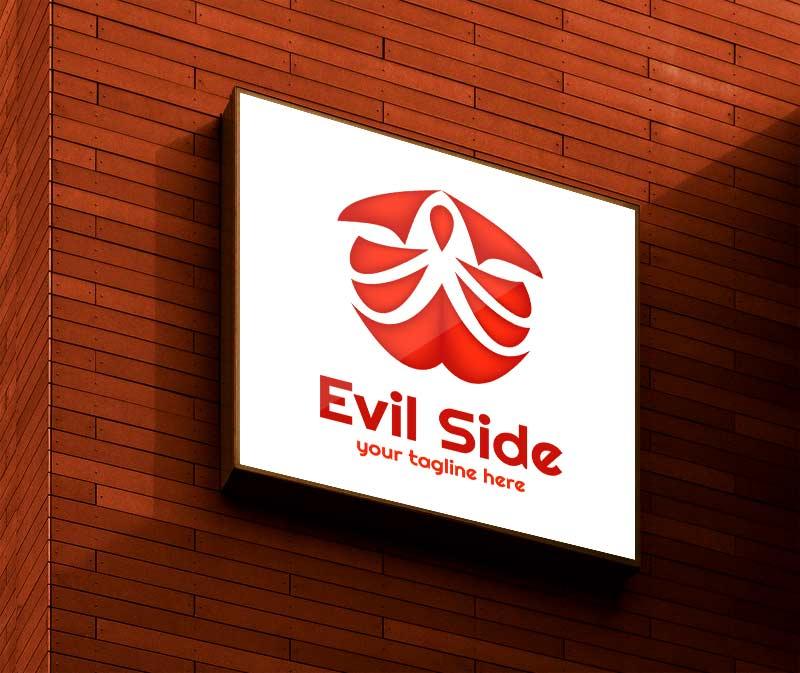 Evil Side Logo
