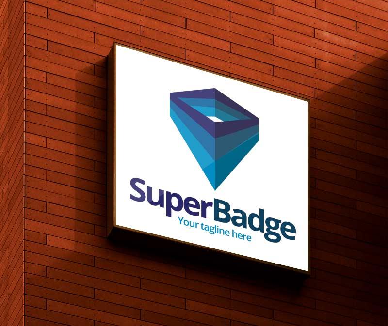 SuperBadge Logo