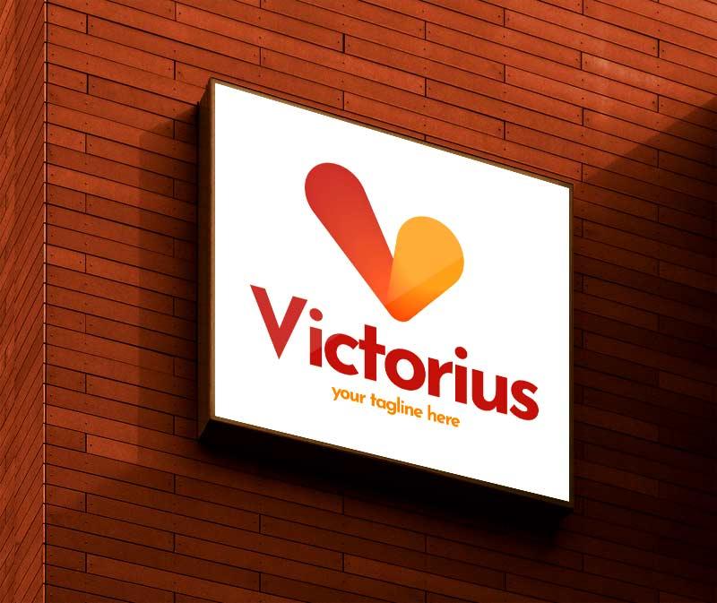 Victorius Logo