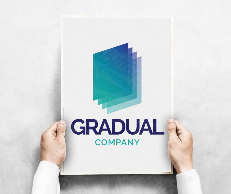 Gradual Company Logo