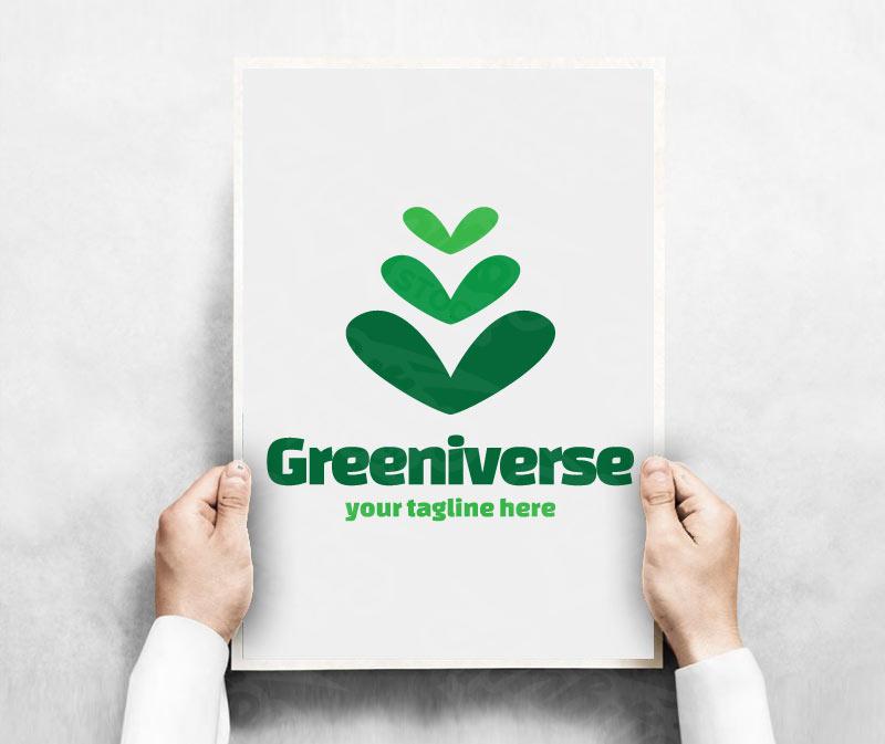 Greeniverse Logo