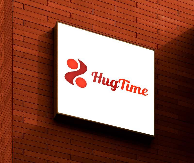 HugTime Logo