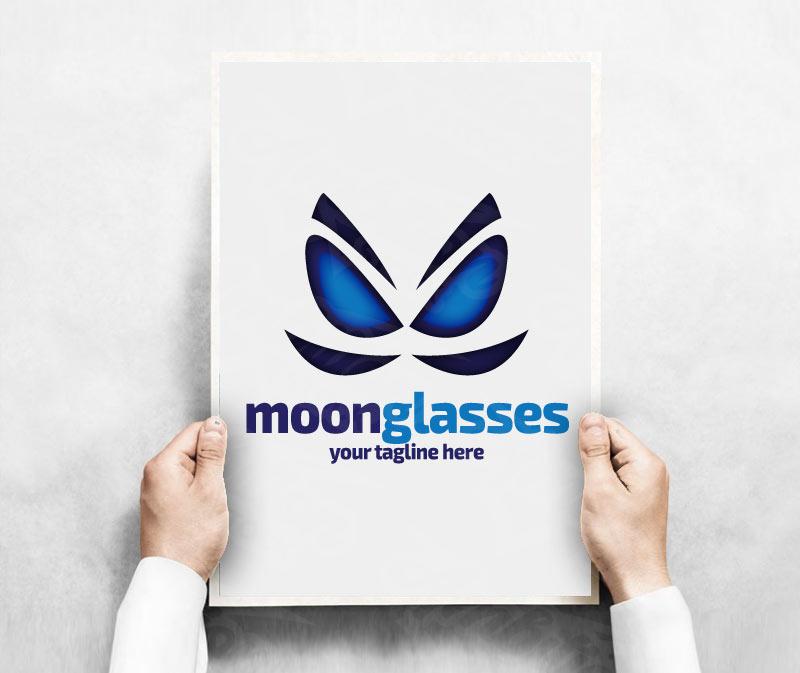 MoonGlasses Logo
