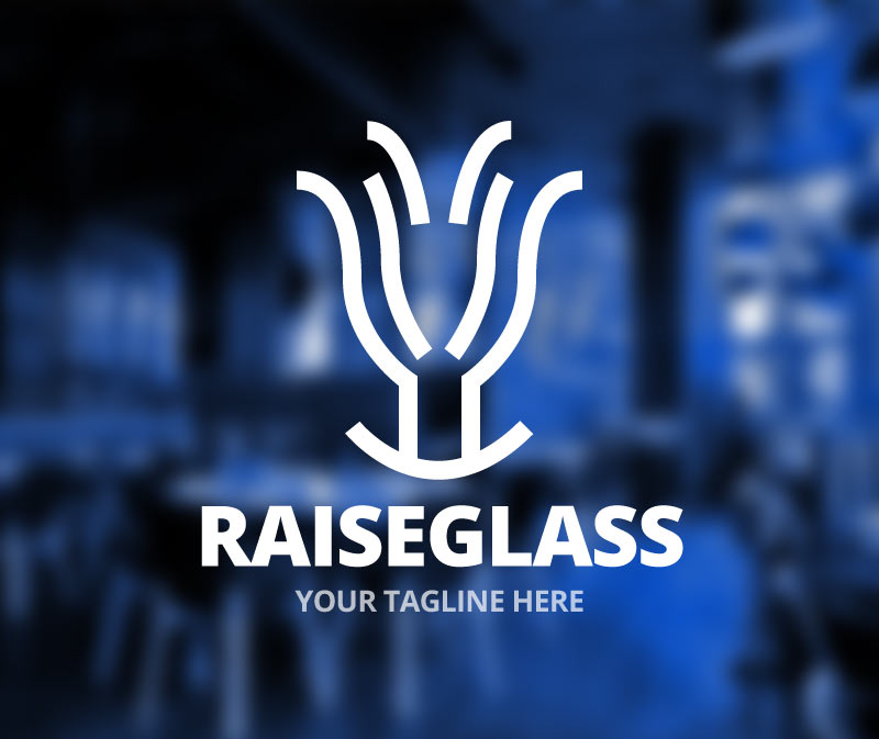 Raise Glass Logo