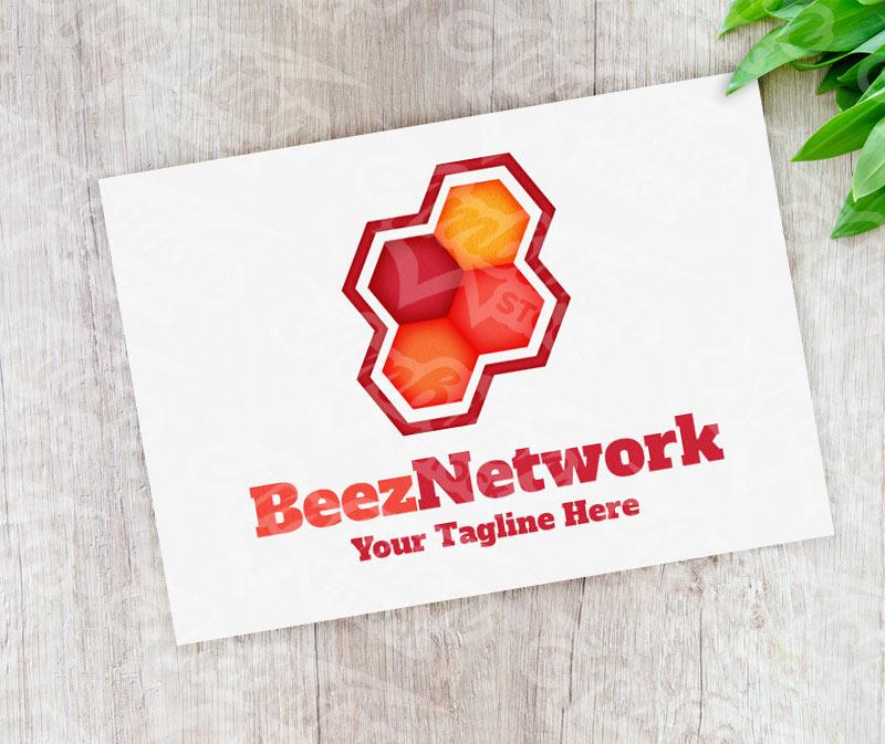 Beez Network Logo