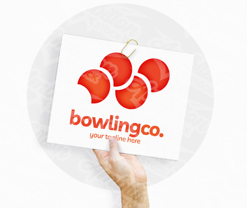 Bowling Co. Logo