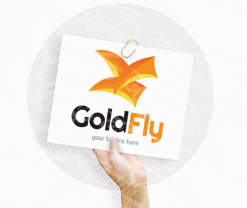 GoldFly Logo