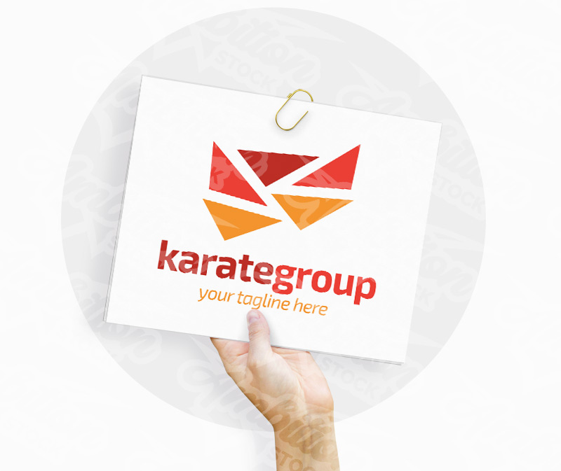 Karate Group Logos