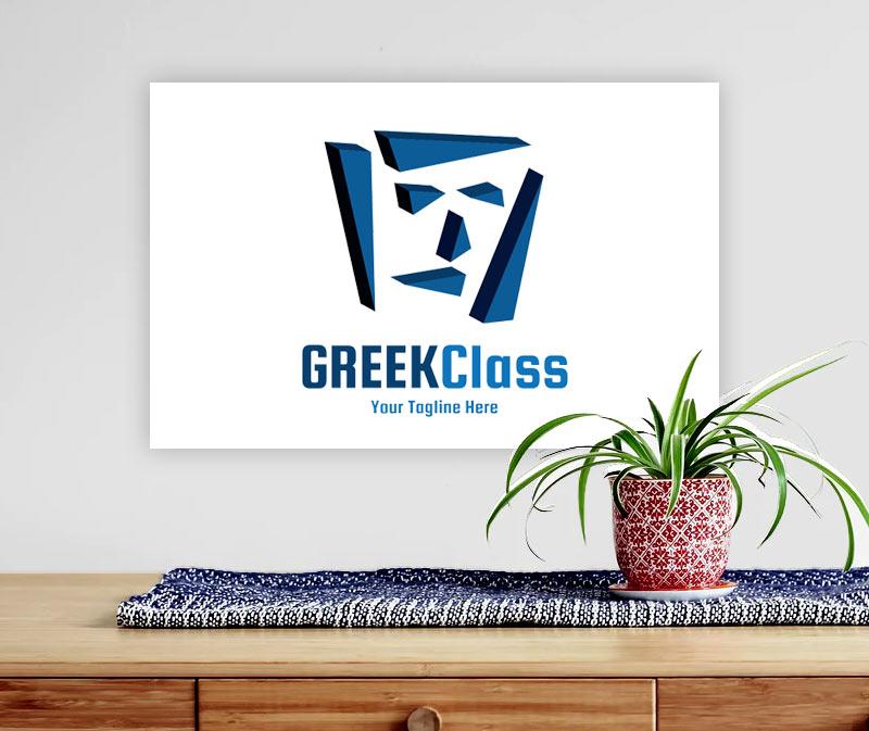 Greek Class Logo