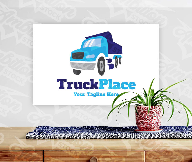 Truck Place Logo
