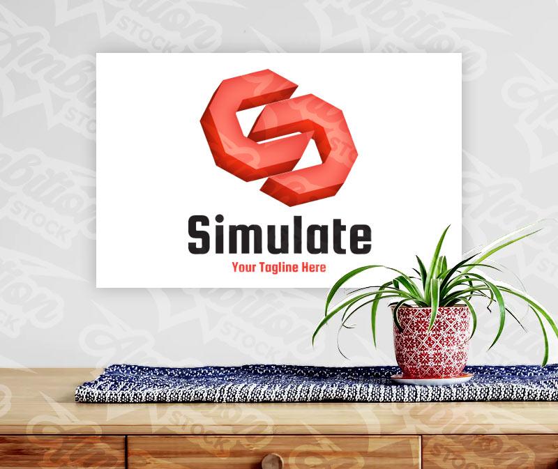 Simulate Logo
