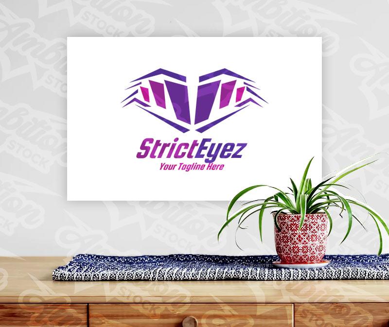 Strict Eyes Logo
