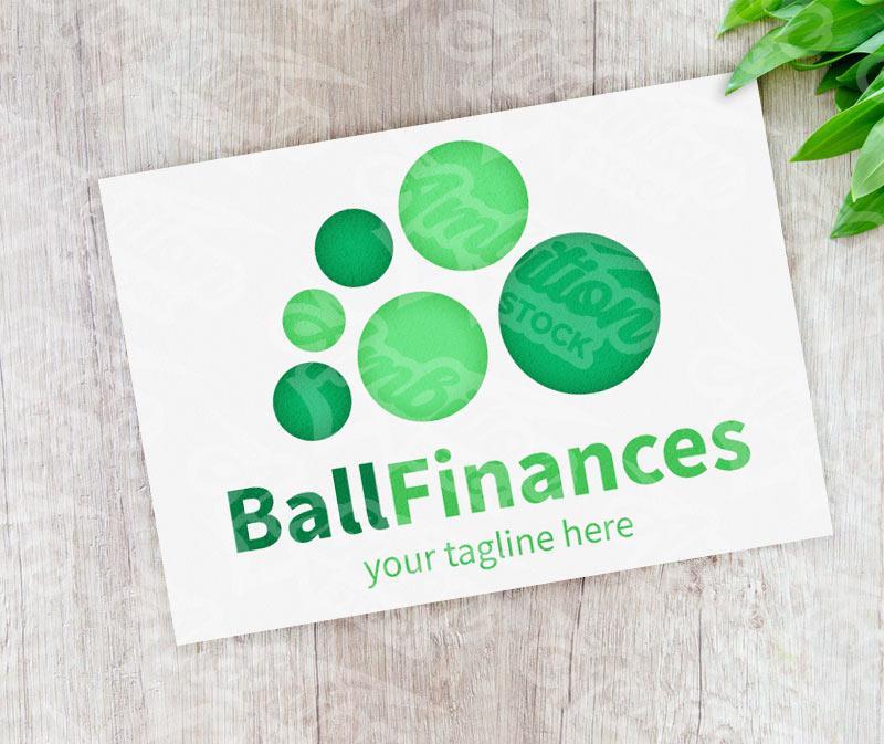 Ball Finances Logo